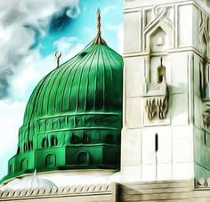 Islamic Images, Islamic Videos, Islamic Pictures, Islamic Quotes, Beautiful Mosques, Beautiful Places, Masjid Al Nabawi, Islamic Wallpaper Hd, Medina Mosque