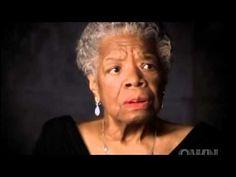 Dr. Maya Angelou - Love Liberates - YouTube