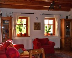 Chalet Interior, Farmhouse Interior, Interior Design, Entry Furniture, Simply Home, Inside Home, Cottage Homes, Cozy House, Feng Shui