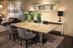 Fendi Casa Dining room set up Focus/13