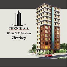 Teknik Gold Residence / Ziverbey, ANASAYFA, Teknik A.Ş.   Teknik A.Ş.