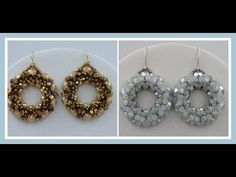 Bling Ring Earrings - YouTube