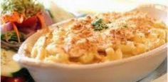 فن الطبخ: باستا بالجبنه المتزريلا