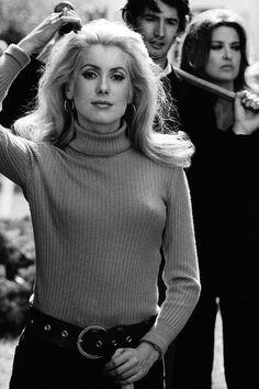 Catherine Deneuve Pictures - Catherine Deneuve Celebrity Style