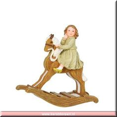 Luville samantha on the rocking horse 602593