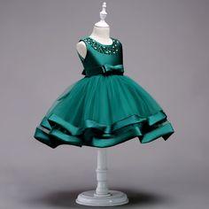 Princess Girl Dress Summer Wedding Birthday Party Dresses For Girls Children's Costume Teenager Prom Designs