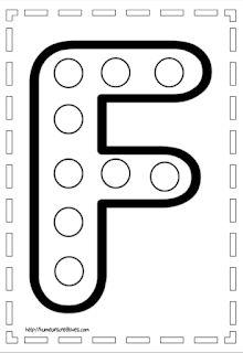 Escuela infantil castillo de Blanca: ABECEDARIO GOMETS Toddler Learning Activities, Preschool Lessons, Alphabet Activities, Preschool Activities, Preschool Letters, Learning Letters, Dot Letters, Abc Coloring Pages, Flashcards For Kids