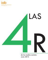 IAB Spain define las 4 Erres para la medición de las acciones en los medios sociales.
