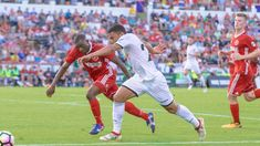 Richmond K. 1 Swansea 2 in July 2017 at City Stadium. Tammy Abraham in action on his debut in which he got the winner in Virginia, USA #Friendly