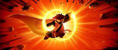 Kung Fu Panda 3 è uno dei film di animazione visivamente più vivaci e stimolanti degli ultimi tempi.  Perché? Perche ci hanno lavorato sopra dei grandissimi fichi. Ad esempio Maxwell Boas, Art Director e Visual Developer che ha partecipato ad altri grandissimi capolavori di animazione come Shrek e la Gang del Bosco.  Immagine © DreamWorks Animation.