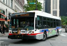 CTA Nova Bus LFS