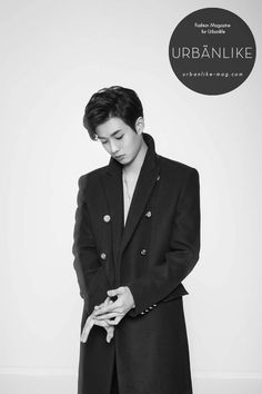 Choi Woo Sik - Urban Like Magazine December Issue '14