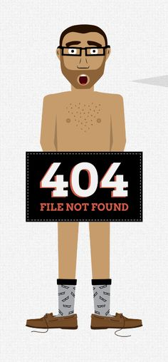 Hilarious - #404 page williamcsete.com/