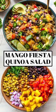 Wardolf Salad Recipe, Fresh Salad Recipes, Healthy Salad Recipes, Whole Food Recipes, Vegetarian Recipes, Cooking Recipes, Dinner Recipes, Healthy Foods, Baby Recipes