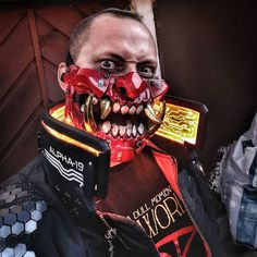 Working slowly on getting a site up and running, and getting to know my own masks, how to connect straps, what to use and all that. Cyberpunk 2020, What To Use, Up And Running, Get To Know Me, Halloween Face Makeup, Masks, In This Moment, Superhero, Gallery