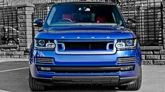 Kahn Range Rover - looking the business!
