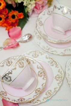 Vintage Royal Vale Colclough Bone China by FlyingSquirrelNest, £11.90