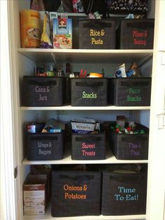 A 31 pantry done right!