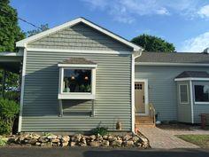 Seagrass Siding Color Cape Cod Dormer Ideas Pinterest