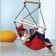 I think a reading swing indoors would be awesome