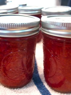 "Canning 101: Strawberry Jam..for the potential ""harvest"" party"