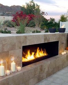 Wonderful outdoor fireplace and grill combo exclusive on indoneso.com
