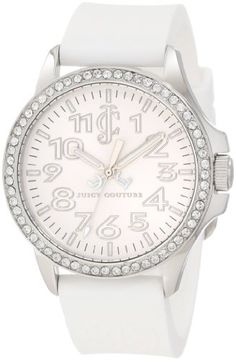 Juicy Couture Women's 1900961 Jetsetter White Silicone Strap Watch Juicy Couture,http://www.amazon.com/dp/B0084HDJ9A/ref=cm_sw_r_pi_dp_E2SKsb1AWT7EHKYQ