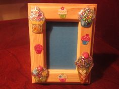 SWEET TOOTH PICTURE Frame - pinned by pin4etsy.com