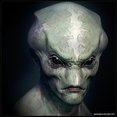 Alien_01 Aliens And Ufos, Ancient Aliens, Creature Feature, Creature Design, Starwars, Alien Character, Alien Design, Alien Concept Art, Horror Monsters