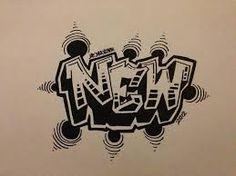Resultado de imagen para graff style letters