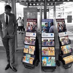 Public witnessing in Chicago, USA