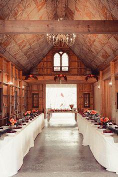 Barn decorated for wedding ceremony Barn Weddings, Real Weddings, Wedding Ceremony, Wedding Day, Stunningly Beautiful, Rustic Charm, Bridal Looks, Pillar Candles, Rustic Wedding