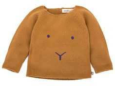 #baby #jumper #fall #winter #bunny #cute #brown