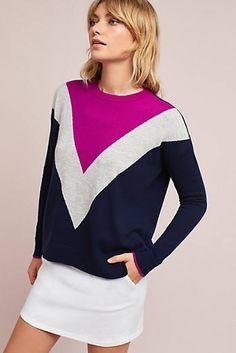 Lark Colorblock Pullover
