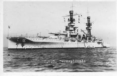 USS Pennsylvania 1919