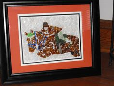 Authentic unaltered beach glass art, sea glass collected along the Northumberland Strait, Nova Scotia