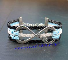 One Direction Infinity Bracelet forever Directioner by eternalDIY, $4.59