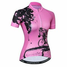 weimostar Cycling jersey Women Mountain Bike jersey Shirts Short sleeve Road Bicycle Shirts breathable MTB Tops Summer clothing Team Black Size L Team Cycling Jerseys, Women's Cycling Jersey, Mtb Bike, Cycling Bikes, Cycling Equipment, Road Cycling, Bicycle, Bike Deals, Mountain Bike Jerseys