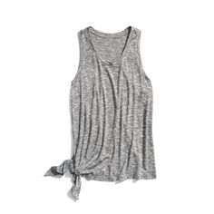 Stitch Fix Spring Must-Haves: Tie Detail Tank