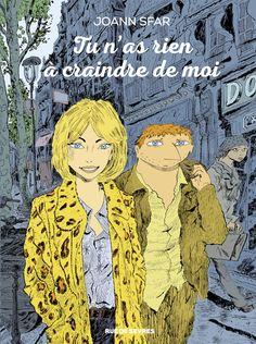 Tu n'as rien à craindre de moi, une BD qui vous dit tout sur l'amour (Rue de Sèvres)
