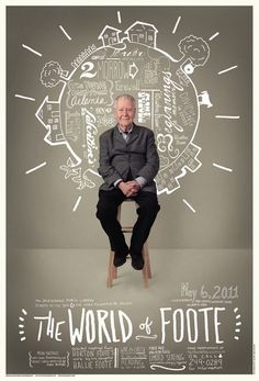 The World of Foote Poster.
