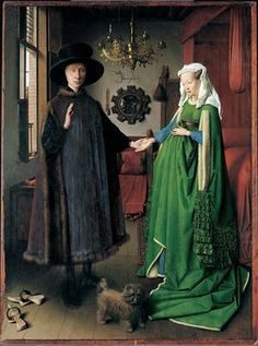 Why I love the Arnolfini Portrait, one of art history's greatest riddles | Hannah Gadsby | Culture | The Guardian