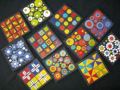 Mosaic Tray, Mosaic Tiles, Ceramic Wall Art, Ceramic Clay, Mandala, Mosaic Garden, Fused Glass Jewelry, Mosaic Projects, Stone Mosaic