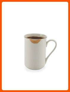 Abbott Collection Mint Mug with Gold Handle HOME DECOR