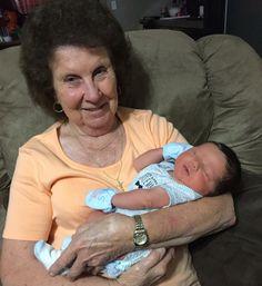 Great Maw Maw Sybil & Liam