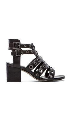9c0a8a64b6e2 Luxury Rebel Alva Sandal in Black