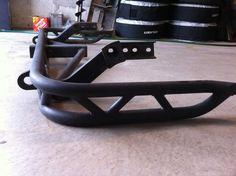 4runner 2nd gen | ... Trucks • View topic - custom build rear bumper for 2nd gen 4runner