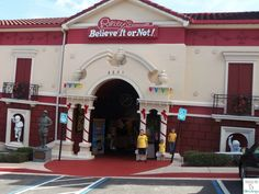 Ripley's Believe It Or Not! Orlando, Florida - a must see for the whole family!