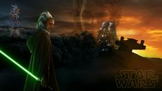 My edit❤ Instagram: @ahsokatheoadawan #starwars #ahsoka #anakin #skywalker #sw
