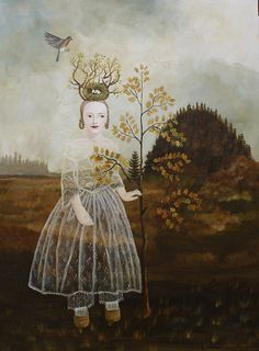 Young Tree / Anne Siems
